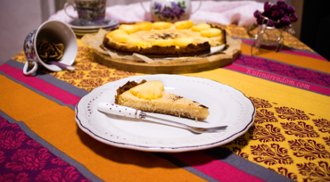 Kulinarendom pineapple pie