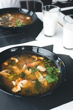 Foodiesfeed.com thai soup